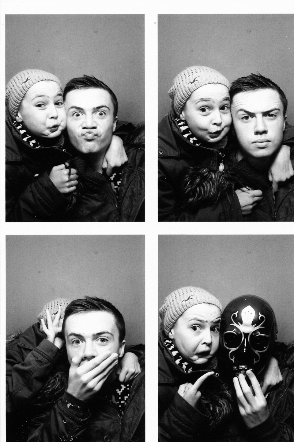 Brighton North Laines Photobooth Oct 12