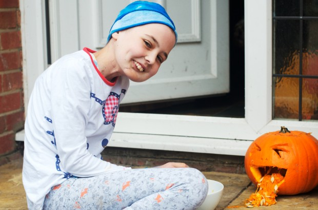 Poppy Pumpkin Smile 620x410 Halloween
